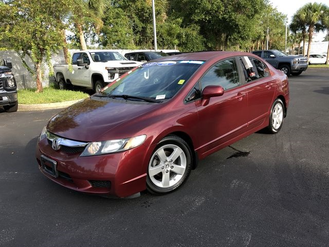 Pre-Owned 2010 Honda Civic LX-S