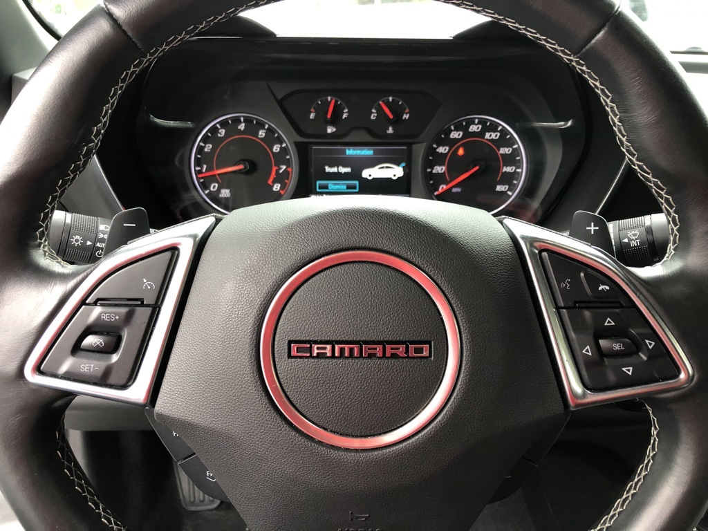 Certified Pre-Owned 2017 Chevrolet Camaro 1LT