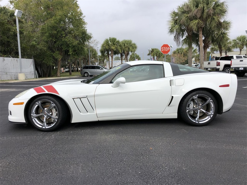 Pre-Owned 2011 Chevrolet Corvette Grand Sport