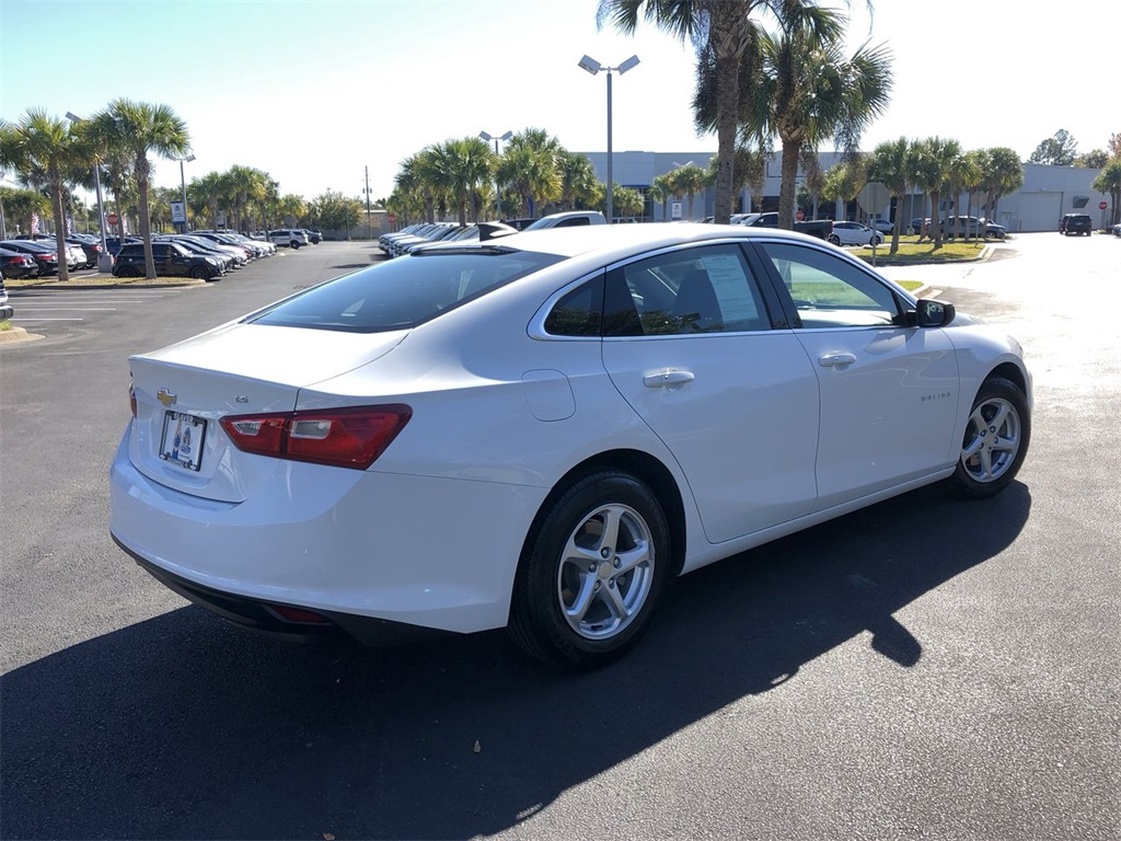 Pre-Owned 2016 Chevrolet Malibu LS