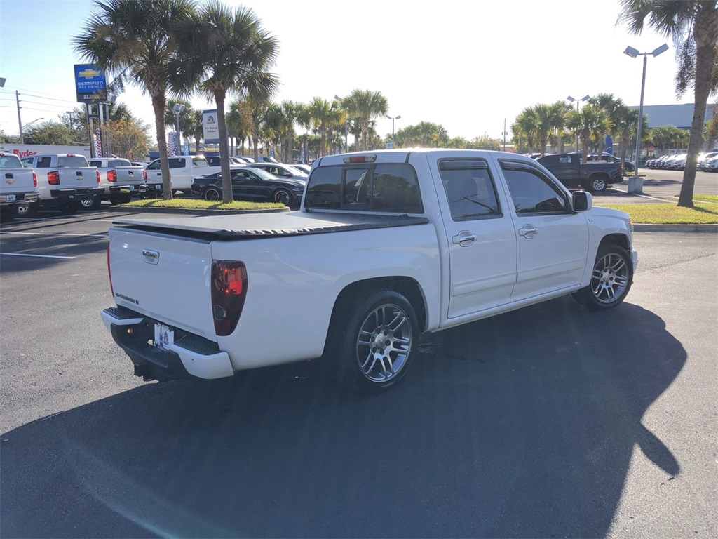 Pre-Owned 2011 Chevrolet Colorado