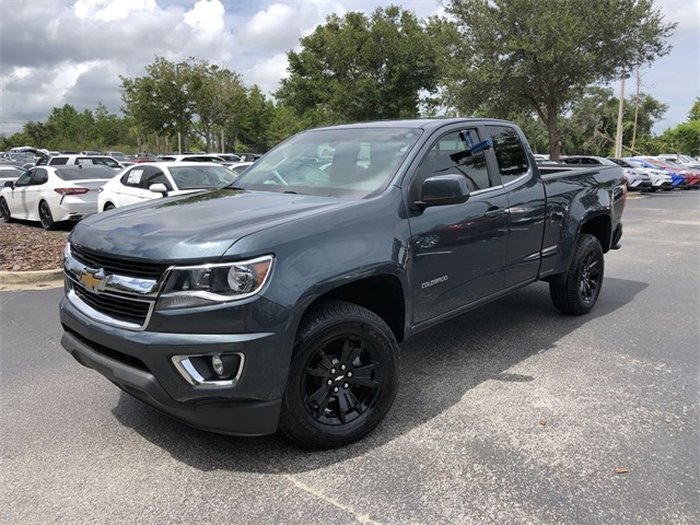 Pre-Owned 2019 Chevrolet Colorado LT
