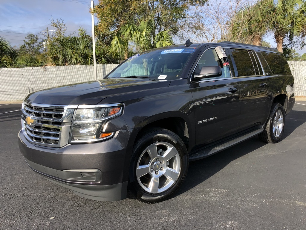 Certified Pre-Owned 2016 Chevrolet Suburban LT