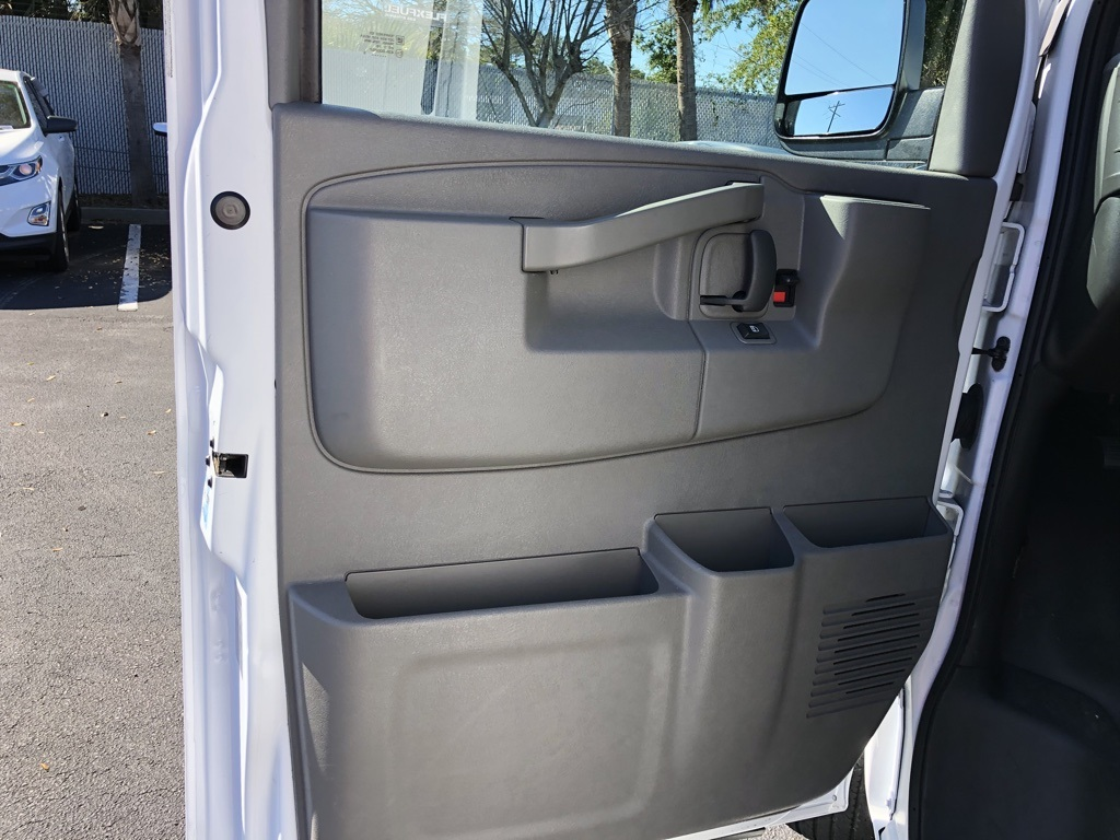 Certified Pre-Owned 2019 GMC Savana 2500 Work Van