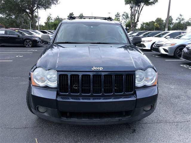 Pre-Owned 2009 Jeep Grand Cherokee Laredo