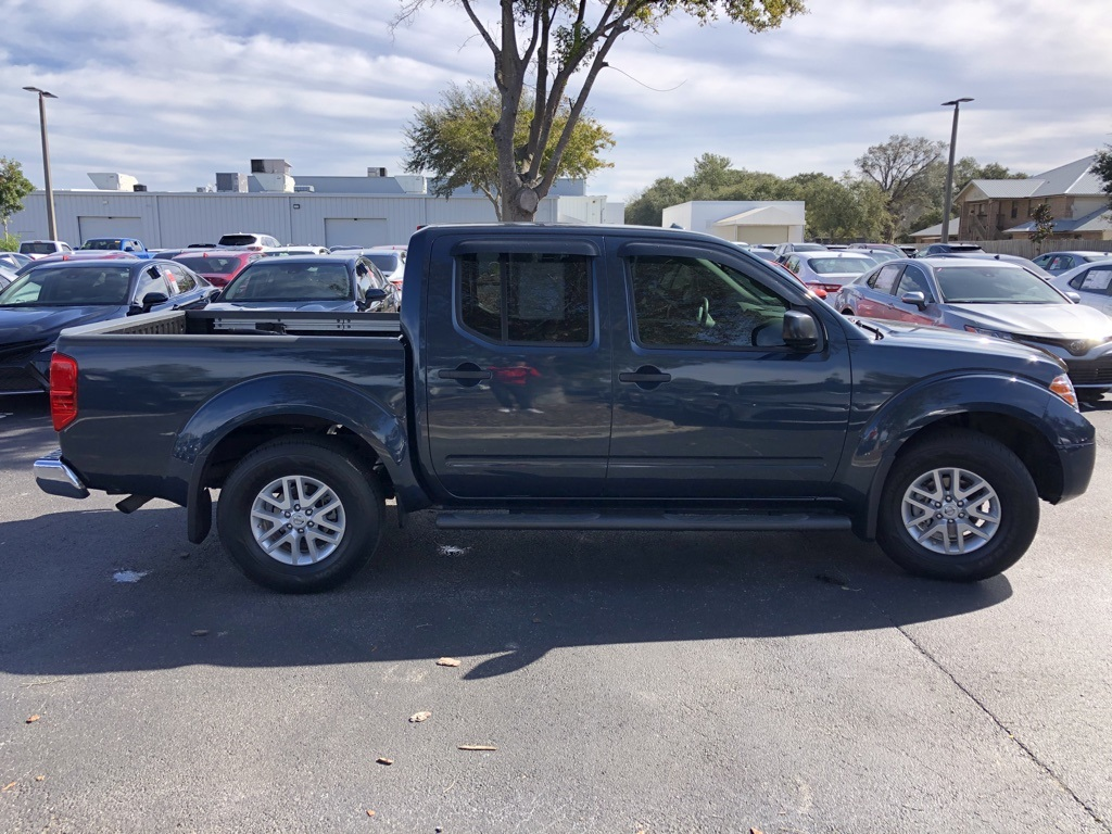 Pre-Owned 2017 Nissan Frontier SV