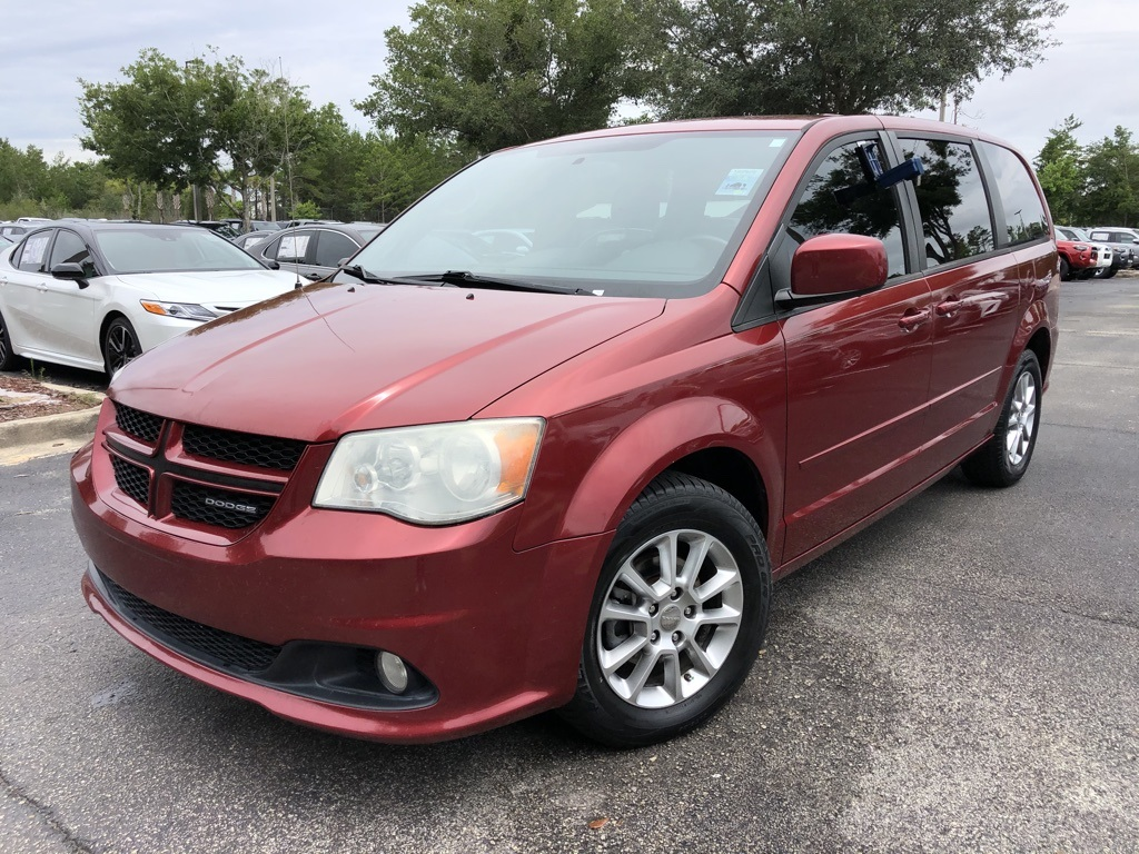Pre-Owned 2011 Dodge Grand Caravan R/T
