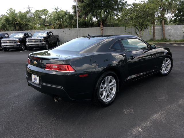 Certified Pre-Owned 2015 Chevrolet Camaro 2LS