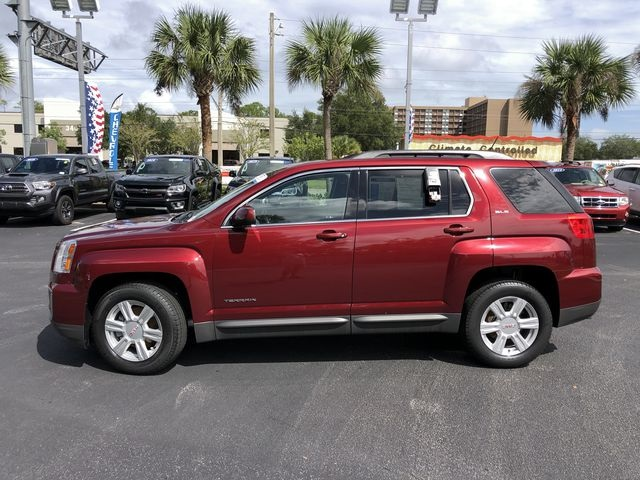 Certified Pre-Owned 2016 GMC Terrain SLE-2