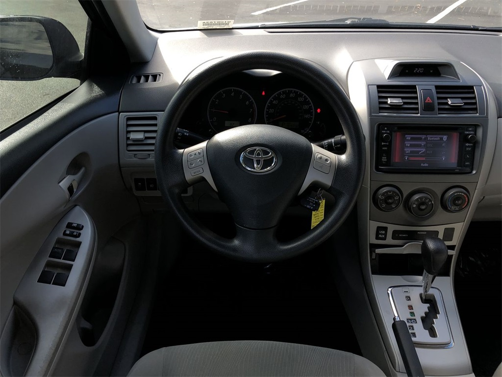 Pre-Owned 2012 Toyota Corolla LE