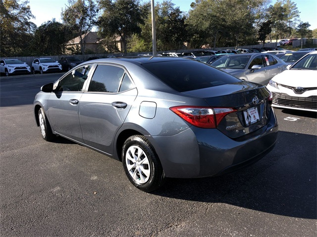 Certified Pre-Owned 2016 Toyota Corolla L