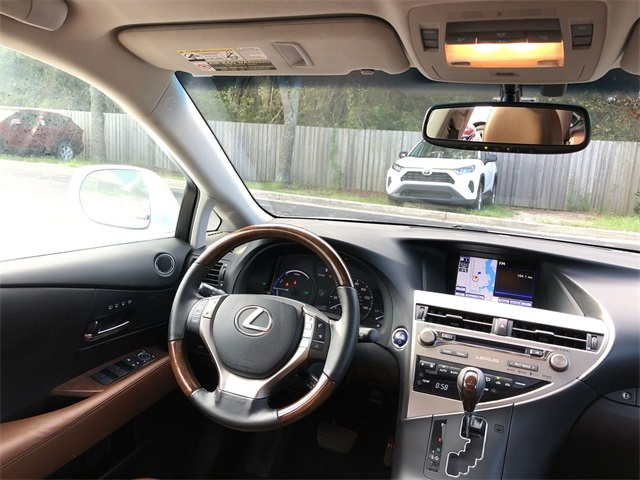 Pre-Owned 2015 Lexus RX 450h
