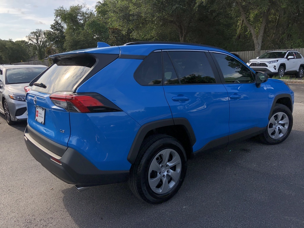 Certified Pre-Owned 2019 Toyota RAV4 LE
