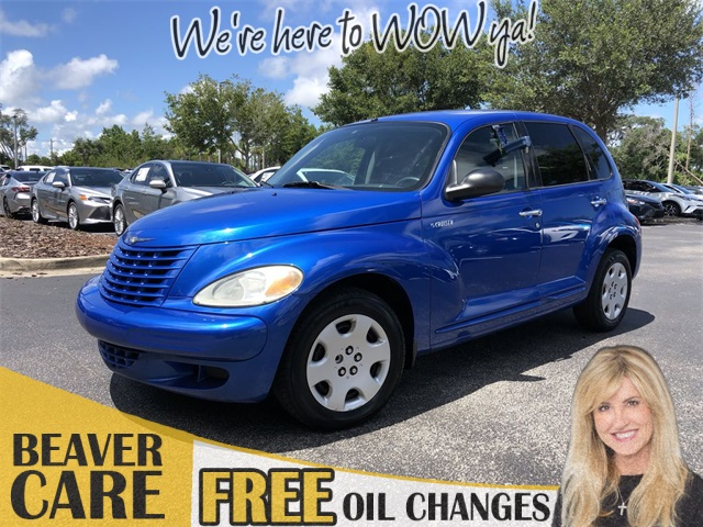 Pre-Owned 2005 Chrysler PT Cruiser Touring