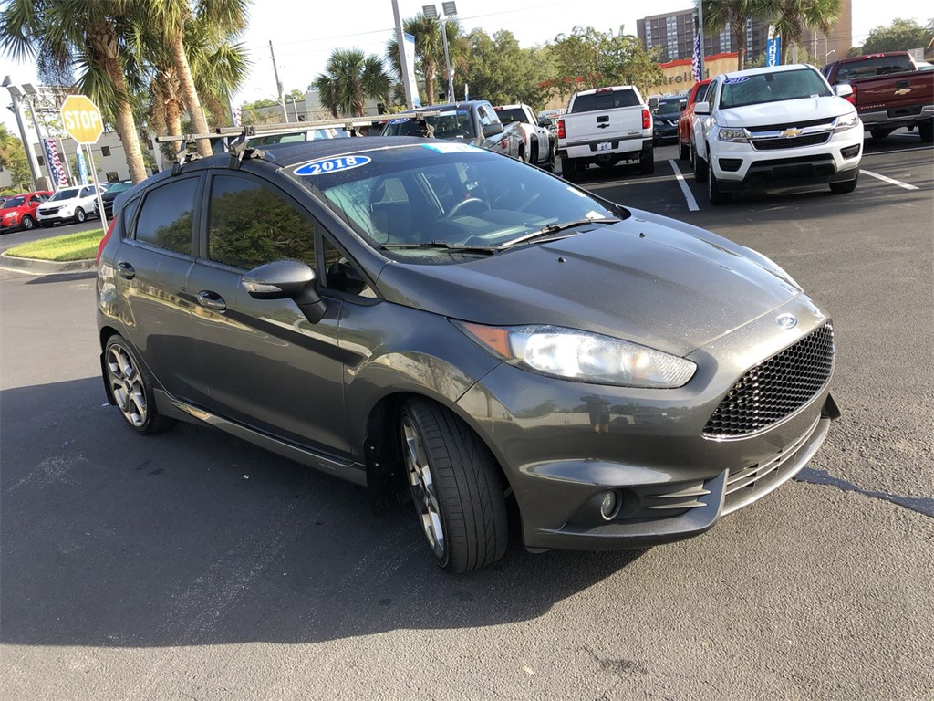 Pre-Owned 2018 Ford Fiesta ST