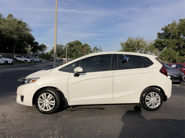 Pre-Owned 2017 Honda Fit LX