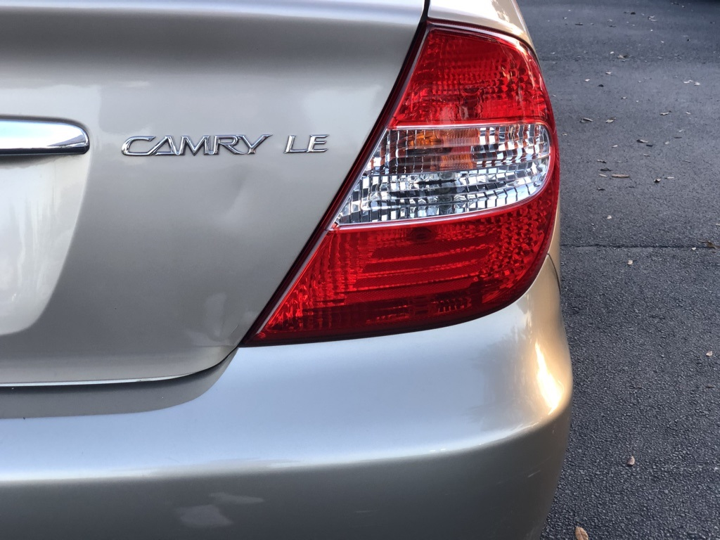 Pre-Owned 2002 Toyota Camry LE