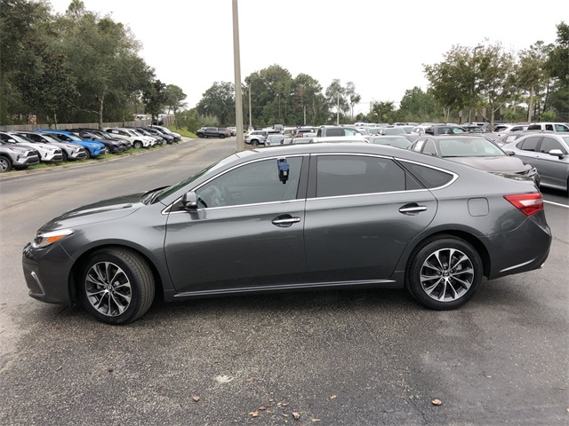 Certified Pre-Owned 2016 Toyota Avalon XLE