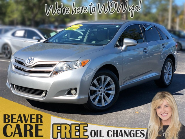 Pre-Owned 2015 Toyota Venza LE