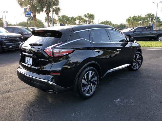 Pre-Owned 2017 Nissan Murano