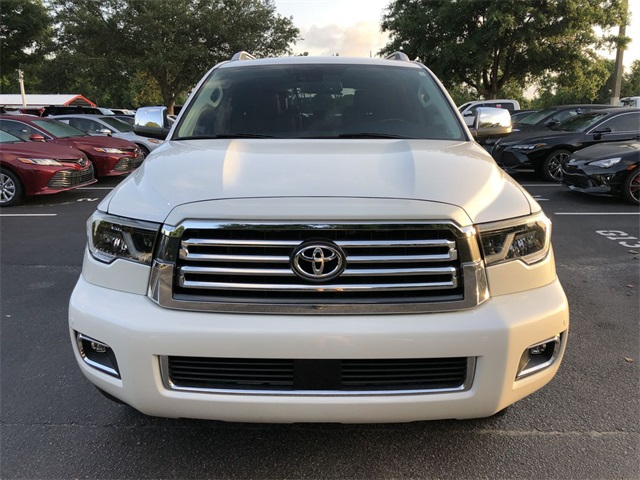 Certified Pre-Owned 2018 Toyota Sequoia Platinum