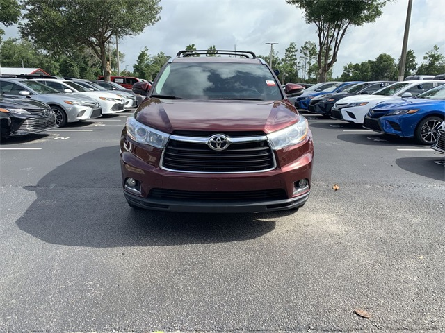 Certified Pre-Owned 2015 Toyota Highlander Limited