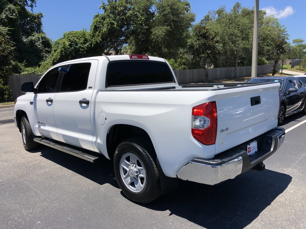 Pre-Owned 2018 Toyota Tundra SR5