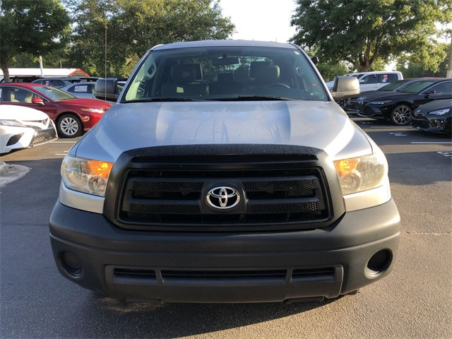 Certified Pre-Owned 2013 Toyota Tundra Grade