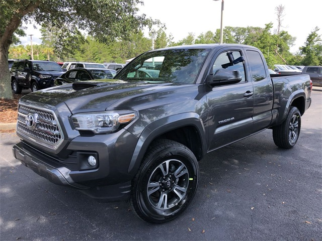 Certified Pre-Owned 2016 Toyota Tacoma TRD Sport