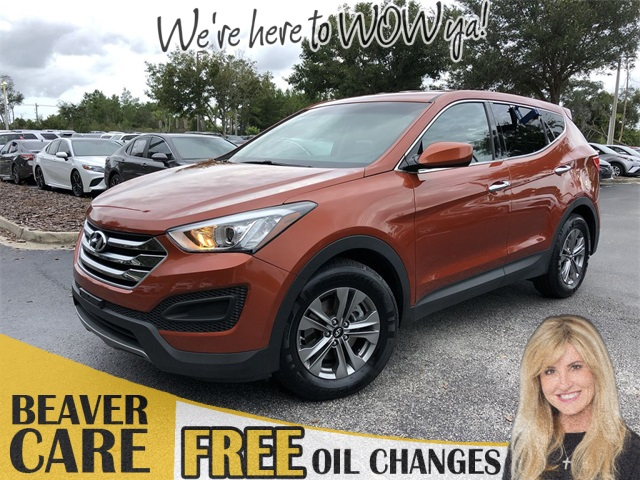 Pre-Owned 2016 Hyundai Santa Fe Sport 2.4 Base
