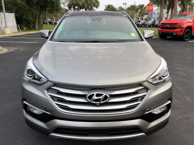 Pre-Owned 2017 Hyundai Santa Fe Sport 2.0L Turbo Ultimate
