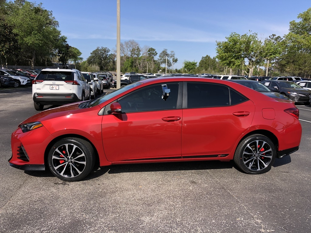 Pre-Owned 2019 Toyota Corolla XSP-TRD PACKAGE