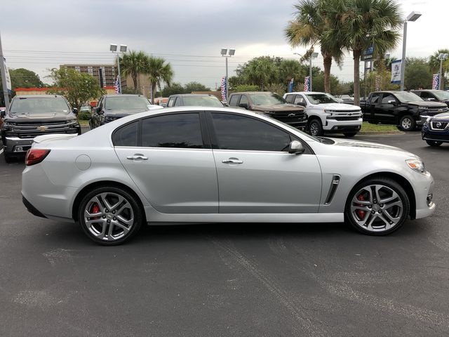 Pre-Owned 2016 Chevrolet SS Base