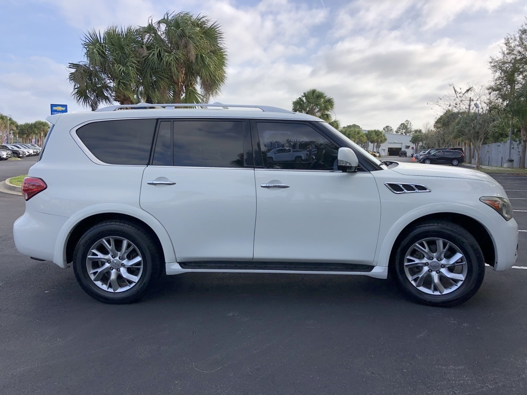 Pre-Owned 2011 INFINITI QX56 Base