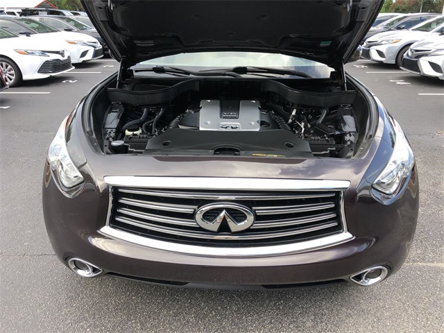 Pre-Owned 2015 INFINITI QX70 Base