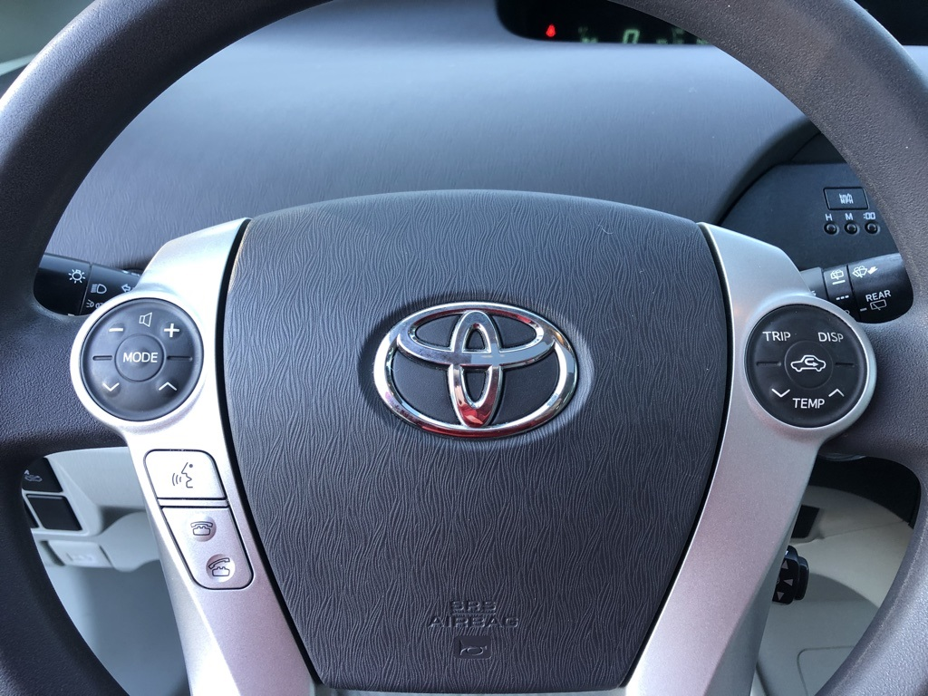 Pre-Owned 2011 Toyota Prius Five