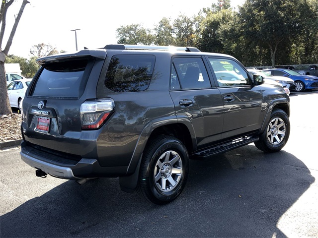 Certified Pre-Owned 2015 Toyota 4Runner Trail Premium