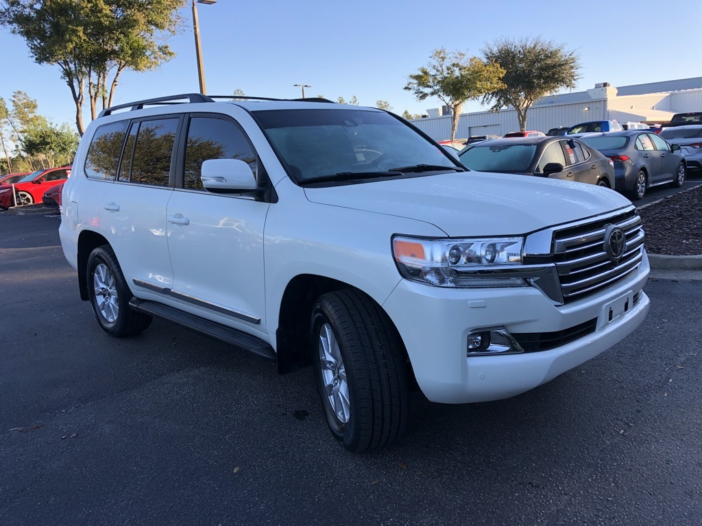 Certified Pre-Owned 2017 Toyota Land Cruiser Base