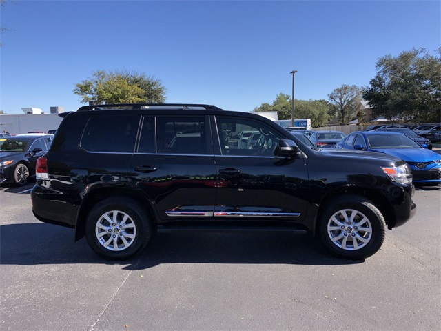 Certified Pre-Owned 2018 Toyota Land Cruiser Base