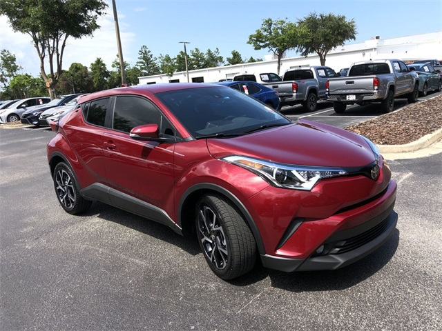 Certified Pre-Owned 2018 Toyota C-HR XLE Premium