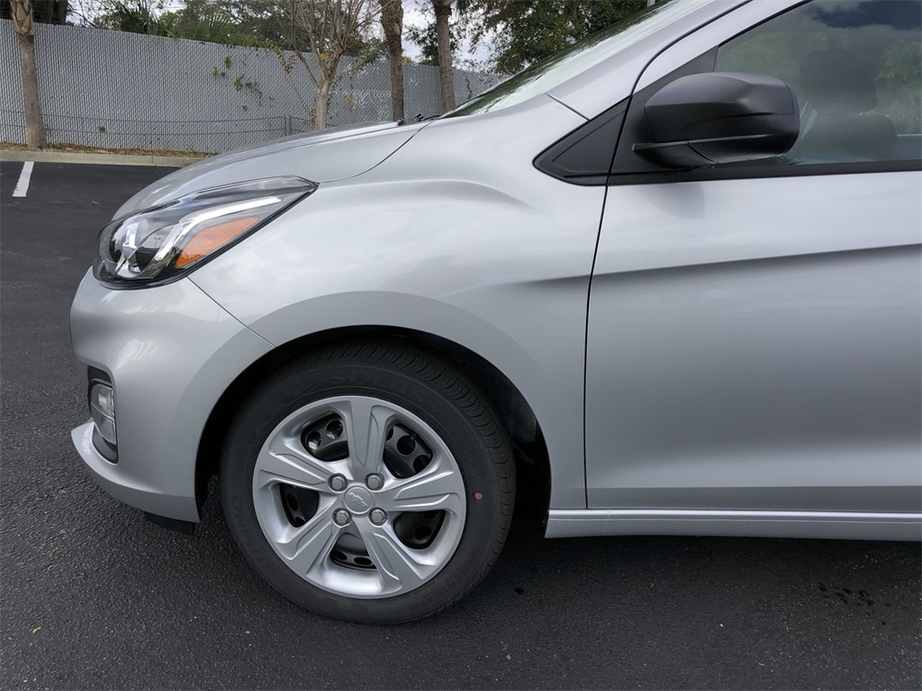 Certified Pre-Owned 2020 Chevrolet Spark LS