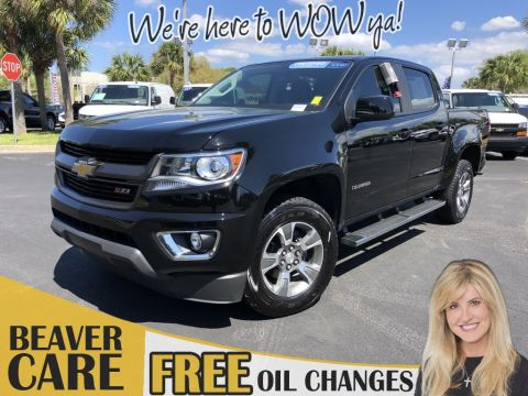 Certified Pre-Owned 2019 Chevrolet Colorado Z71