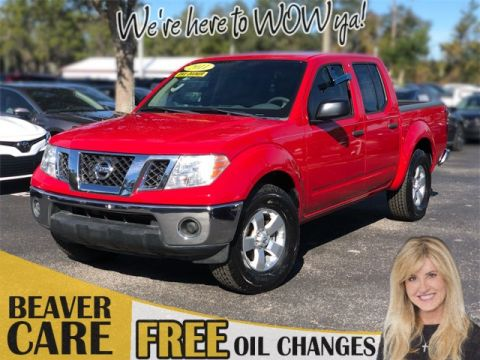 Pre-Owned 2011 Nissan Frontier SV