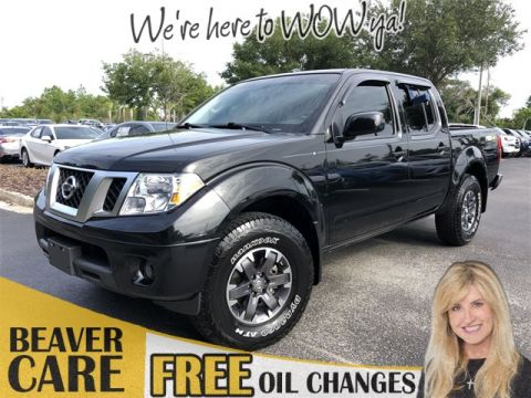 Pre-Owned 2017 Nissan Frontier PRO