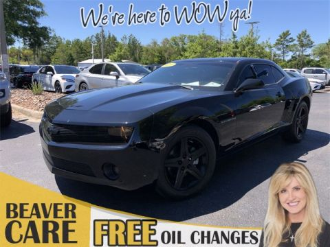Pre-Owned 2010 Chevrolet Camaro 1LS