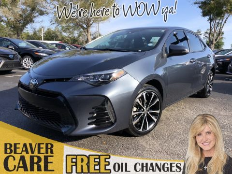 Pre-Owned 2017 Toyota Corolla