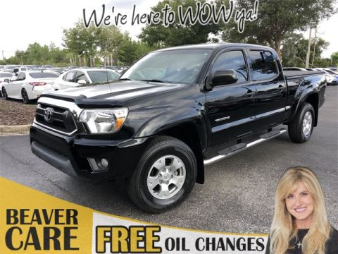 Certified Pre-Owned 2013 Toyota Tacoma PreRunner