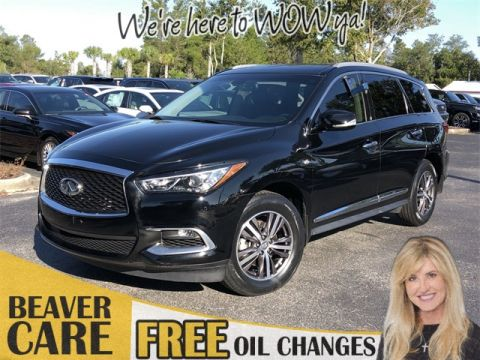 Pre-Owned 2016 INFINITI QX60 Base