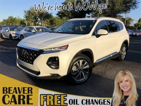 Pre-Owned 2019 Hyundai Santa Fe SEL Plus 2.4