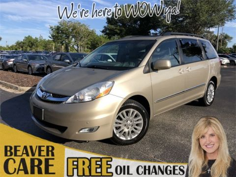 Pre-Owned 2010 Toyota Sienna Limited